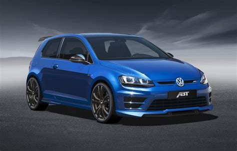 golf r volkswagen abt previews its 365hp volkswagen golf r gtspirit