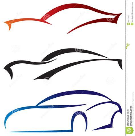 icon design cars car icons stock illustration illustration of skidding