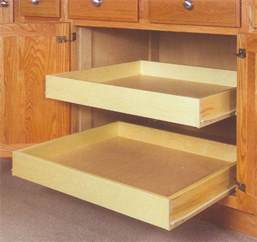 Kitchen Cabinets Roll Out Shelves by Cabinet Accessories Fdcabinets
