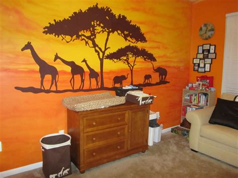 African Safari Project Nursery Nursery Decor South Africa