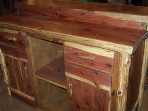 rustic furniture rustic wood cedar furniture tables chairs home decor