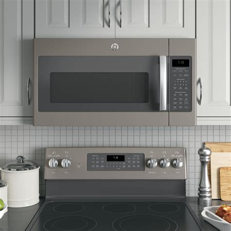 kitchen appliances buy used ge appliances product on alibaba com jvm7195ekes ge 1 9 cu ft over the range microwave 400