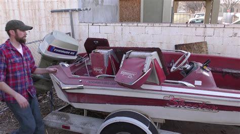 skeeter boats videos skeeter bass boat restoration 1 youtube