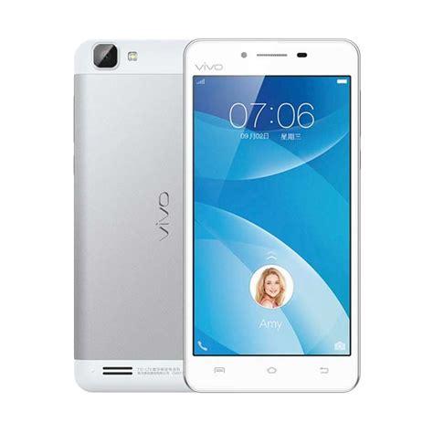 Handphone Vivo Y35 jual vivo y35 smartphone white 16gb 2gb 4g lte harga kualitas terjamin blibli