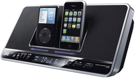 best ipod docking station jvc releases dual ipod station trusted reviews