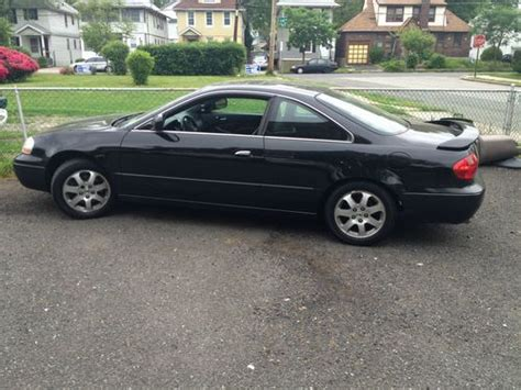 2001 acura cl coupe find used 2001 acura cl premium coupe 2 door 3 2l with