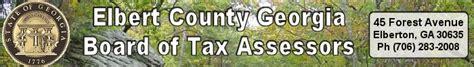 Elbert County Records Elbert County Assessor S Office