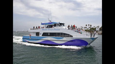 how does a catamaran ferry work catamaran ferry and dinner boat youtube