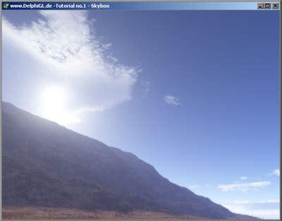 Delphi Openal Tutorial | tutorial skyboxen dgl wiki