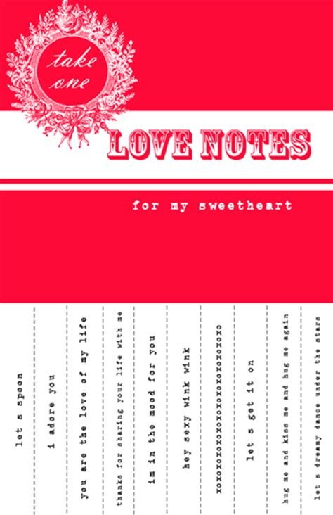 valentines day notes for free printable sweetheart notes fab n free