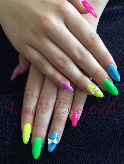 Acrylic Nail Set 17 Best Images About Acrylic Nail Extensions By Acrylic