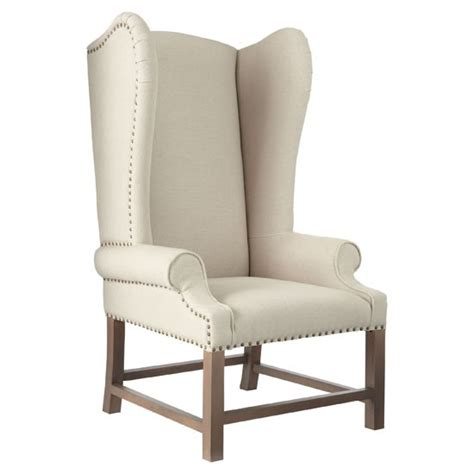 statement armchair miro wing chair from oka statement chairs 10 of the best housetohome co uk