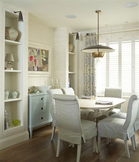slipcovered dining chairs transitional dining room dining room sideboard ideas dining room transitional with