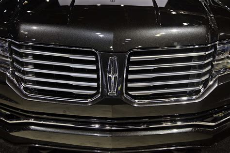 2015 lincoln navigator grille photo 5