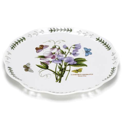 Portmeirion Botanic Garden Plates Portmeirion Botanic Garden Presentation Pierced Cake Plate Portmeirion Uk