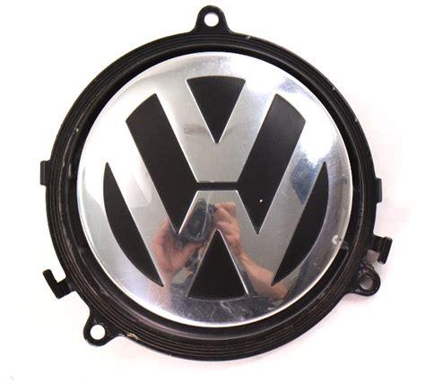 Aquazonic Al 453 Sirius Led Lighting trunk emblem badge handle 06 10 vw passat b6 genuine