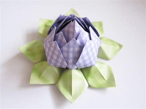 Lotus Origami Tutorial - free coloring pages origami lotus flower tutorial cozy
