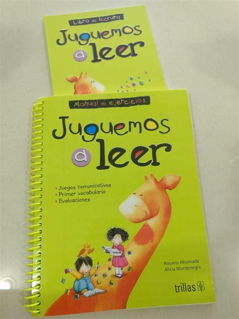 libros revistas y comics libros escolares primaria publicacion libro juguemos a leer trillas 220 00 en mercado libre