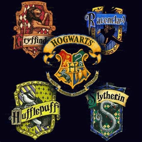 Houses Of Hogwarts by Hogwarts Houses Hogwarts House Rivalry Photo 17801149