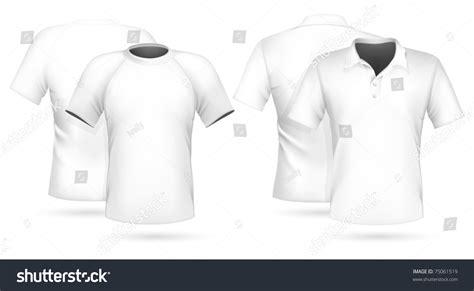 vector illustration men s t shirt and polo shirt design