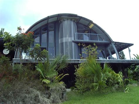 a really cool quonset hut house architecture quonset