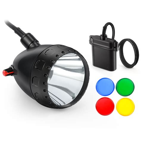 Led Coon Lights For Sale by Kohree Dimmable Light 10w Cree Led Rechargeable Predator Cing Ebay