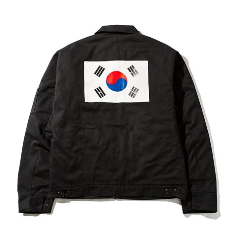 Jacket Korea goods anti social social club nu korea jacket