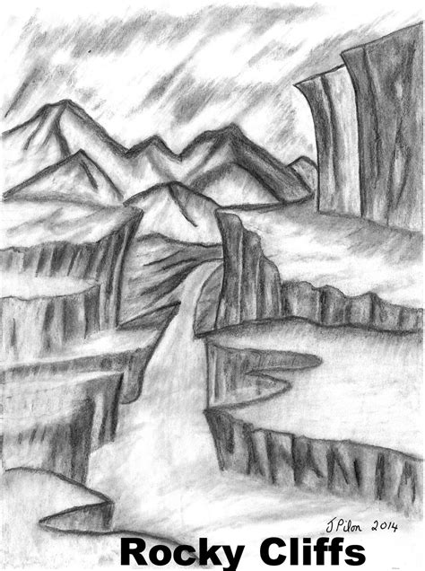 Sketches For Class 9 by Easy Scenery Drawing At Getdrawings Free For