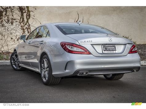 2015 iridium silver metallic mercedes cls 400 coupe 100103648 photo 2 gtcarlot