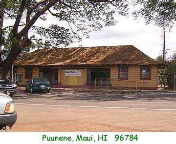 hawaii post offices