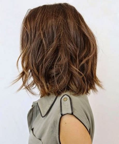 common mediumlength hair styles back views most popular medium length hairstyles