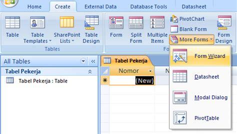 membuat form isian pada html cara membuat form entri database di microsoft access