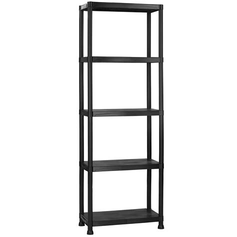 save 56 vonhaus 5 tier garage shelving unit with wall