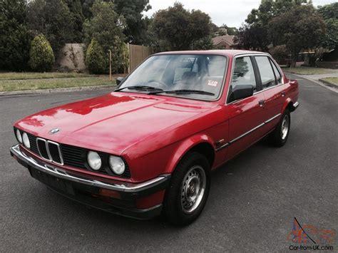 1985 Bmw 318i by Bmw 318i 1985 4d Sedan Manual 1 8l Electronic F Inj E30 In Vic