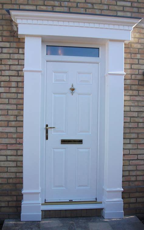Exterior Door Surrounds Door Surrounds Available From Elglaze Ltd