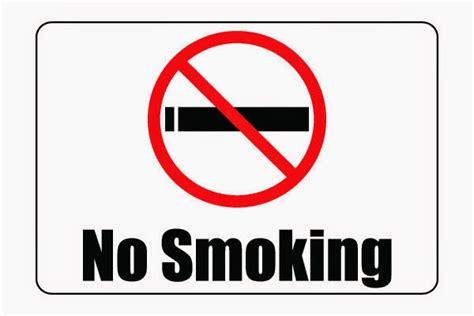 no smoking sign pdf you and cigarettes smoking bans do not influence smokers