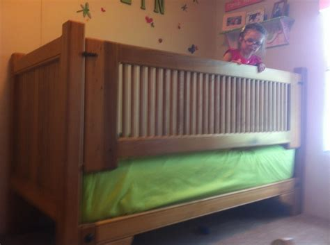 beds for special needs child old cypress twin bed for special needs child special needs beds pinterest