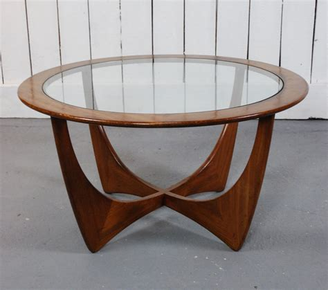 retro teak g plan astro coffee table vintage