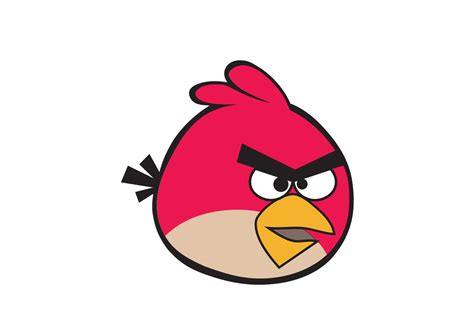 angry bid angry birds collection no 1 free vector