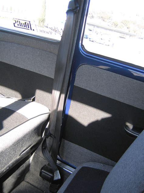 seat belt installation 3 point retractable shoulder belt zvw20 retractable