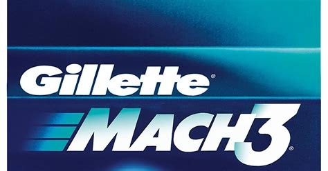 Gillette Mach 3 Rasierklingen 361 by Gillette Mach 3 Rasierklingen Pin Gillette Mach 3