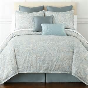 Liz Claiborne Comforters Buy Liz Claiborne Amhurst 4 Pc Paisley Comforter Set