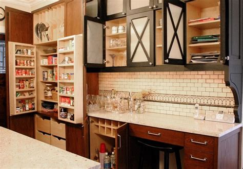 Smart Pantry by Kitchen Pantry Ideas House Experience