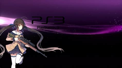 Anime Girl Ps3 Wallpaper | ps3 wallpaper anime www imgkid com the image kid has it