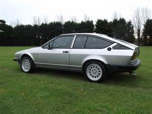 Alfa Romeo Gtv6 For Sale Uk 1982 Alfa Romeo Gtv6 3 0 Alex Jupe Motorsport