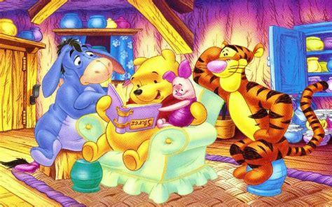 story winnie  pooh  friends eeyore tigger piglet