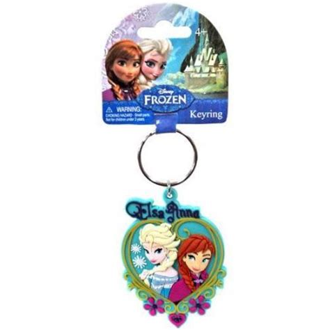 Ke 077 Keychain Elsa Frozen disney frozen elsa keychain walmart