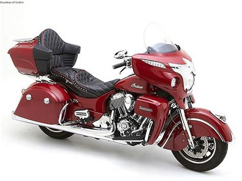 Corbin Introduces Dual Saddle for Indian Chief