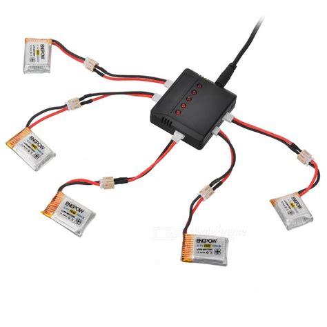 Murah Jjrc H36 Battery Lipo 150mah Original engpow 3 7v 150mah batteries lipo pour jjrc h36 eachine e010 5 pcs envoie gratuit dealextreme