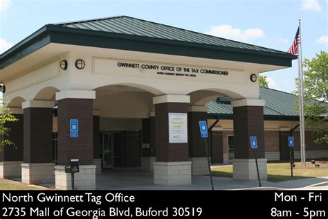 Gwinnett Tag Office by Gwinnetttaxcommissioner Gt Home